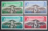 Poštovní známky Tristan da Cunha 1967 Návštěva prince Alfréda Mi# 112-15