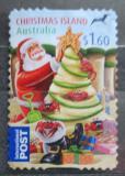 Poštovní známka Vánoční ostrov 2012 Vánoce Mi# 731 Kat 3.20€