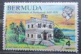 Poštovní známka Bermudy 1970 Sídlo vlády v Hamiltonu Mi# 261