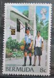 Poštovní známka Bermudy 1979 Bermudská policie, 100. výročí Mi# 374