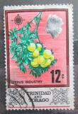 Poštovní známka Trinidad a Tobago 1969 Citróny Mi# 233