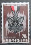 Poštovní známka Trinidad a Tobago 1973 Nezávislost, 11. výročí Mi# 319