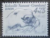 Poštovní známka Grónsko 1997 Evropa CEPT Mi# 309