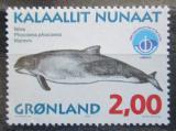 Poštovní známka Grónsko 1998 Sviňucha obecná Mi# 316