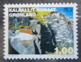 Poštovní známka Grónsko 2002 Umění, Aka Høegh Mi# 376