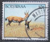 Poštovní známka Botswana 1992 Oribi Mi# 521