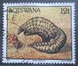 Poštovní známka Botswana 1992 Luskoun tlustoocasý Mi# 522
