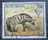 Poštovní známka Botswana 1992 Hyenka hřivnatá Mi# 523