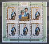 Poštovní známky Penrhyn 1982 Narození prince Williama Mi# 272 Block Kat 9€