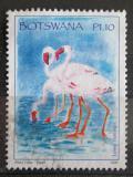 Poštovní známka Botswana 2009 Plameňák malý Mi# 897