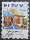 Poštovní známka Botswana 2010 Solární energie Mi# 932