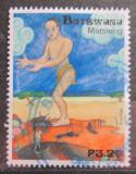 Poštovní známka Poštovní známka Botswana 2012 Matsieng Mi# 961