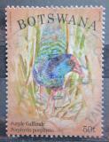 Poštovní známka Botswana 2014 Slípka modrá Mi# 976