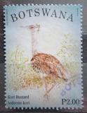 Poštovní známka Botswana 2014 Drop kori Mi# 978