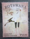 Poštovní známka Botswana 2014 Hadilov písař Mi# 984