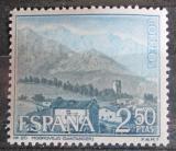 Poštovní známka Španělsko 1965 Mogrovejo Mi# 1589