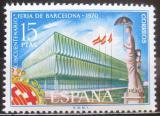 Poštovní známka Španělsko 1970 Veletrh v Barceloně Mi# 1863