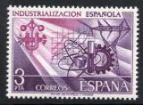 Poštovní známka Španělsko 1975 Industrializace Mi# 2185