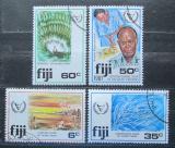Poštovní známky Fidži 1981 Mezinárodní rok postižených Mi# 432-35