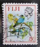 Poštovní známka Fidži 1971 Kruhoočko Mi# 280 X