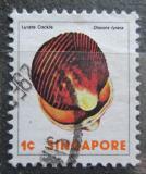 Poštovní známka Singapur 1977 Nemocardium lyratum Mi# 266
