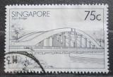 Poštovní známka Singapur 1985 Most Elgin Mi# 461