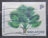 Poštovní známka Singapur 1993 Lontar vějířovitý Mi# 709