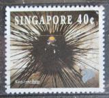 Poštovní známka Singapur 1994 Diadema setosum Mi# 715