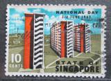 Poštovní známka Singapur 1963 Autonomie, 4. výročí Mi# 72