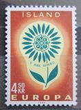 Poštovní známka Island 1964 Evropa CEPT Mi# 385