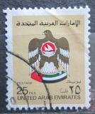 Poštovní známka SAE 1982 Státní znak Mi# 136