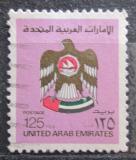 Poštovní známka SAE 1982 Státní znak Mi# 141