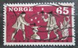 Poštovní známka Norsko 1968 Kováři Mi# 564