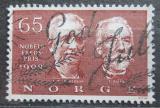 Poštovní známka Norsko 1968 Nositelé Nobelovy ceny za mír Mi# 576