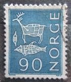 Poštovní známka Norsko 1963 Fauna Mi# 493