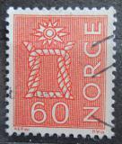 Poštovní známka Norsko 1964 Uzel Mi# 525