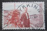 Poštovní známka Norsko 1976 Olav Duun, spisovatel Mi# 730