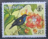 Poštovní známka Seychely 1993 Strdimil seychelský Mi# 768
