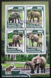 Poštovní známky SAR 2016 Sloni Afriky Mi# 5945-48 Kat 16€