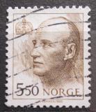 Poštovní známka Norsko 1993 Král Harald V. Mi# 1118