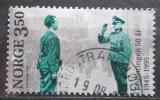 Poštovní známka Norsko 1995 Konec války, 50. výročí Mi# 1178