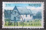 Poštovní známka Norsko 1995 Kostel, Moster Mi# 1181