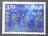 Poštovní známka Norsko 1997 Vánoce Mi# 1266 Do