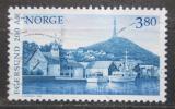 Poštovní známka Norsko 1998 Přístav Egersund Mi# 1278