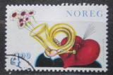 Poštovní známka Norsko 1999 Valentýn Mi# 1306