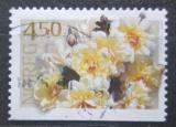 Poštovní známka Norsko 2001 Růže Mi# 1367 Du
