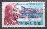 Poštovní známka Norsko 1993 Parník Vesteraalen Mi# 1127