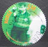 Poštovní známka Norsko 2002 Fotbalový svaz, 100. výročí Mi# 1427