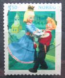 Poštovní známka Norsko 2002 Pohádkové postavy Mi# 1432 Dr