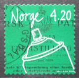 Poštovní známka Norsko 2000 Norské vynálezy Mi# 1354